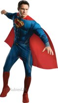 Superman Man Of Steel - Carnavalskleding - Maat L