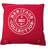 In The Mood Sierkussen Dakota Heritage - 50x50 cm - Rood