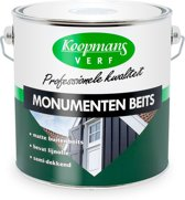 Koopmans Monumentenbeits Zwart - 2.5 l