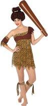 Verkleedkleding voor volwassenen - CaveWoman - Maat M/L