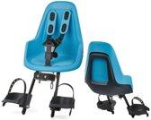 Bobike One Mini Fietsstoeltje Voorzitje - Sky blue