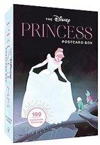 Disney princess postcard box : 100 collectible postcards