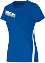 Jako Athletico Dames T-Shirt - Shirts  - blauw - 40