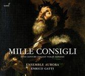Mille Consigli - 17Th-Century Italian Violin Sonat
