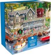 Gibsons puzzel Summer in Ambleside - Gift Box - 500 stukjes