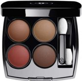 Chanel Les 4 Ombres Multi-Effect Quadra Eyeshadow - 268 Candeur Et Expérience - 2 g - oogschaduw pallet