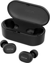 QCY QS2 - Volledig draadloze in-ear oordopjes - Zwart