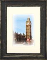 Henzo Capital London - Fotolijst - Fotomaat 13x18 - zwart