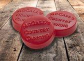 McCall's Candles Wax Melt Button Fresh Strawberries 3 stuks