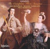 Handel: The Complete Flute Sonatas / Beznosiuk, Tunnicliffe, Nicholson