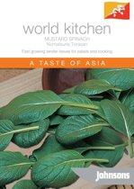 World Kitchen - Mustard Spinach Komatsuna Torasan F1