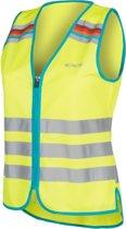 Design Fietsjas dames - WOWOW Lucy jacket geel - M
