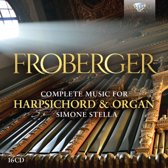 Froberger: Complete Works For Harpsichord And Orga