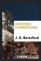 Nineteen Impressions