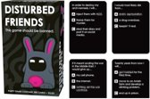 Disturbed Friends - Kaartspel (US)