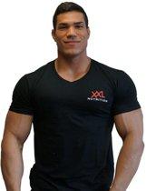 XXL Nutrition - Shirt XXL front logo - Black - XXL