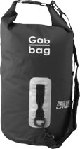 Dry Gabbag - Zak - 25 Liter - Zwart - 100% Waterdicht