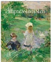 Kalender 2020 Impressionisten (46x55)