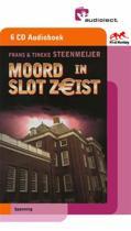 Moord in slot Zeist 6 CD's (luisterboek)
