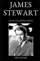 James Stewart Calm Coloring Book