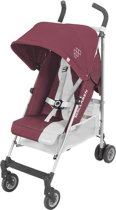 Maclaren - Buggy - Triumph - Plum/Grey Dawn
