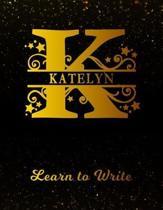 Katelyn Learn To Write
