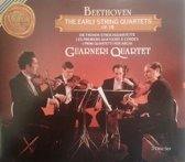 Beethoven: The early string quartets opus 18