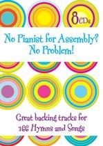 No Pianist for Assembly - No Problem! CD Set