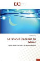 La Finance Islamique Au Maroc