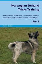 Norwegian Buhund Tricks Training Norwegian Buhund Tricks & Games Training Tracker & Workbook. Includes