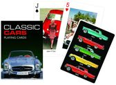 Classic Cars Speelkaarten - Single Deck