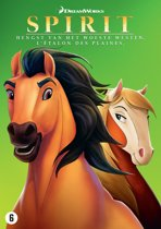 DVD cover van Spirit