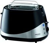 GRUNDIG TA 5040 Premium Line toaster, broodrooster 1000W