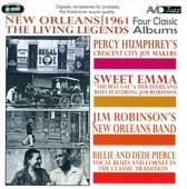 New Orleans: 1961 The Living Legends - Four Classi