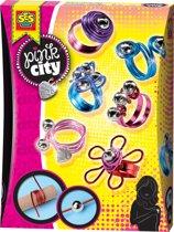 SES Pink City ringen vormen