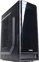 Zalman T2 PLUS Mini-Toren Zwart computerbehuizing