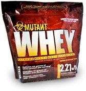 Mutant Whey - Eiwitpoeder / Eiwitshake - 908 gram - Vanilla