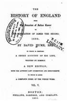 The History of England - Volume V