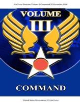 Air Force Doctrine Volume 3 Command 22 November 2016