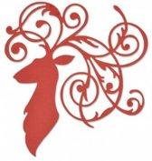 Sizzix Thinlits Die - Elegant Deer 661300 Pete Hughes