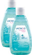 Lactacyd Oxygen Fresh Int Wash - 2x 200ml