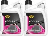 Kroon-Oil 04214 Coolant SP 12 1L - 2 Stuks