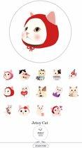 Washi Tape Masking Cat Choo Kat Kawaii 2cmx10m