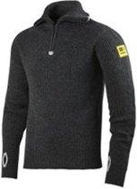 Snickers ½ Zip Sweater - Workwear - 2905 - Donkerblauw - maat L