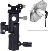 E-type multifunctionele flitslichtstatief Paraplubak, Max. Belasting: 3 kg