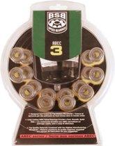 Inline skate lagers BSB Abec 3 (16-pack)