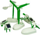 6 in 1 Solar Chameleon Robot Kit
