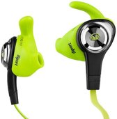 Monster iSport Intensity Green - In-ear oordopjes - Groen