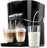 Philips Senseo Latte Duo HD7855/50 - Koffiepadapparaat - Ochtendmist en zwart