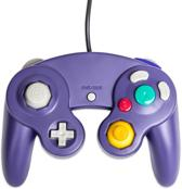 Gamecube & Wii Controller Paars
